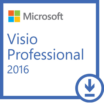 Microsoft Visio Professional 2016 Product Key Sale