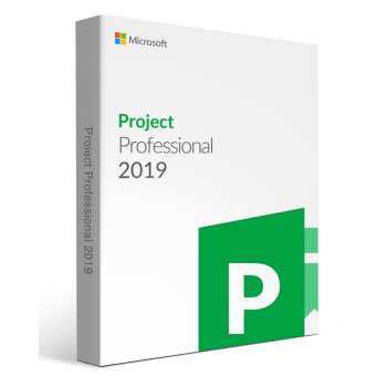 Microsoft Project 2019 Pro Product Key Sale