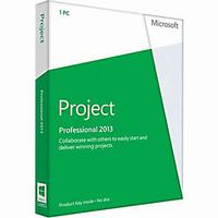 Microsoft Project Professional 2013 Product Key Sale